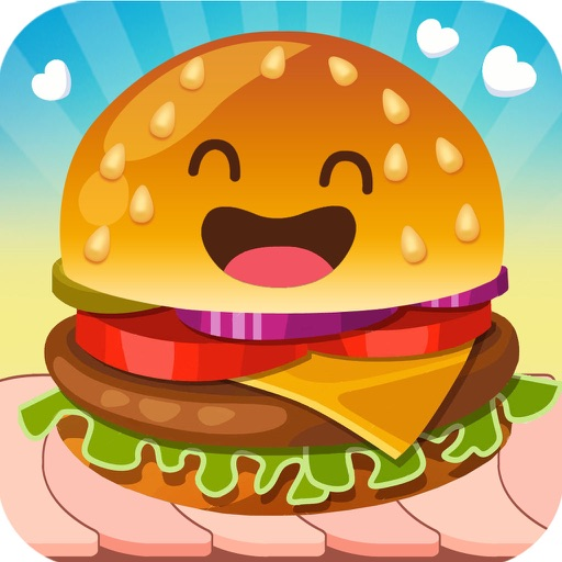 Burger Restaurant - Be the Chef and Boss