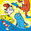 Dr. Seuss Treasury — 50 best kids books