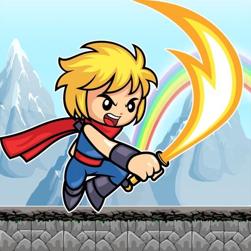 Super Johnny Adventure iOS App