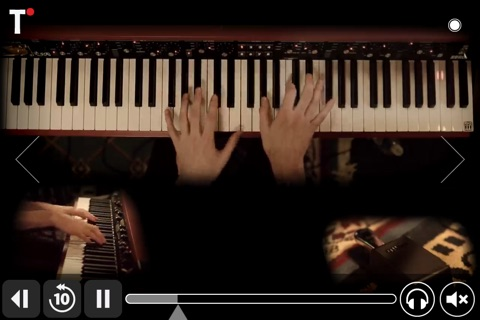 Tutti Music Player - Practice & Play with Masters screenshot 2
