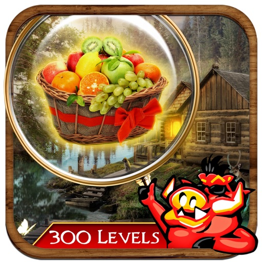 Cabin in the Woods - Hidden Object Games Challenge iOS App