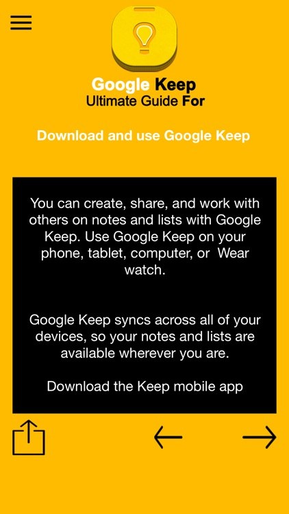 Ultimate Guide For Google Keep by Fawad Ghafoor
