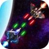 Andromeda Galaxy Guardians Asteroids Laser Shoot