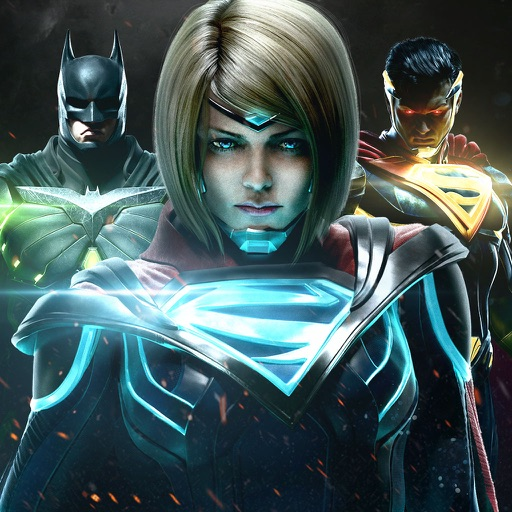 Injustice 2 app for ipad