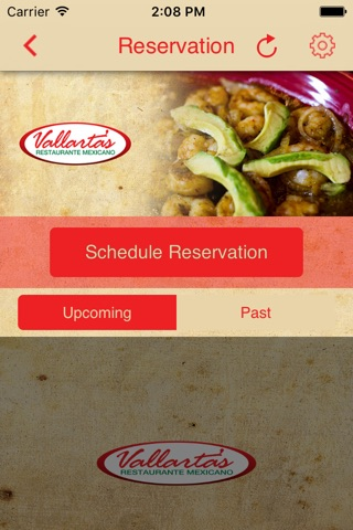 Vallarta's Restaurante Mexicano screenshot 3