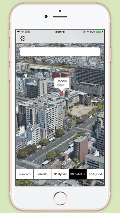 3d City Map Watch The Earth Building View App Download