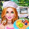Sweet Couple: 5 STARS Street Food Truck Salon