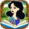 Branca de Neve conto clássico livro & jogos