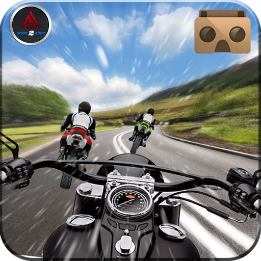 VR Bike Game : free Racing & Simulation iOS App