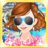 Princess of the pool party-The most beautiful day App
