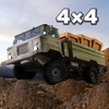 4x4 OffRoad Delivery Truck Driving Simulator