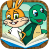 Turtle and Rabbit - classic short stories for kids