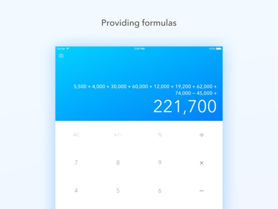 Basic Calculator Pro Screenshots