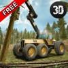 Heavy Logging Harvester Truck Simulator harvester