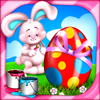 Easter Egg Games - Color and Decorate Eggs