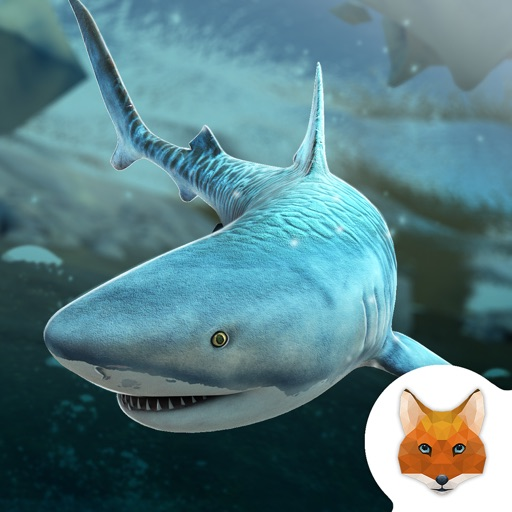 Arctic Shark . The Age of Hungry Carnivores Jaws iOS App