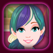 Makeover Games:Denim Hairstyles App Icon Artwork
