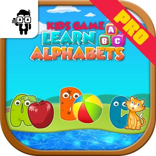 pro kids fun game learn alphabets par jaydeep patel. Black Bedroom Furniture Sets. Home Design Ideas