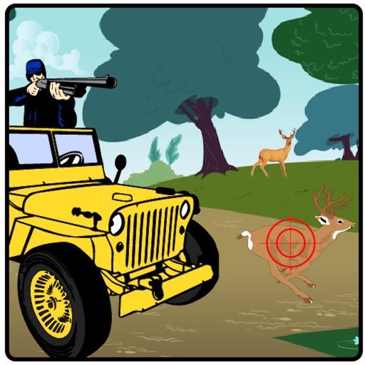 Animal Hunting in Jungle iOS App