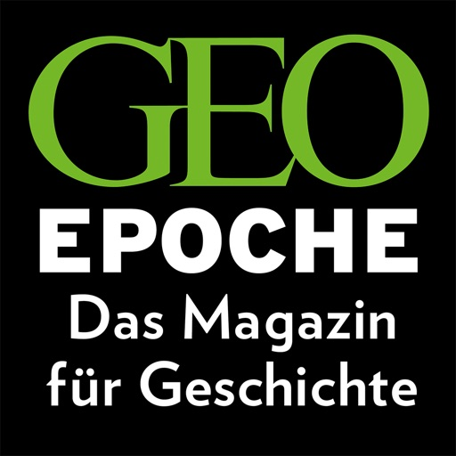 geo epoche das magazin f r geschichte by dpv deutscher pressevertrieb gmbh. Black Bedroom Furniture Sets. Home Design Ideas