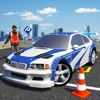Mehrstufig Auto Parken Spot: Fahren Schule Spiel