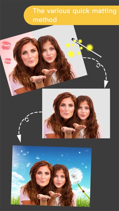 download Pro KnockOut-Photo Editor+ Cut Out& Mix Background appstore review