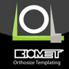 Biomet Orthosize Templating