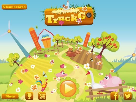 Screenshot #4 pour Truck Go