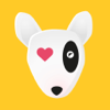 Bull Terrier - Emoji Keyboard