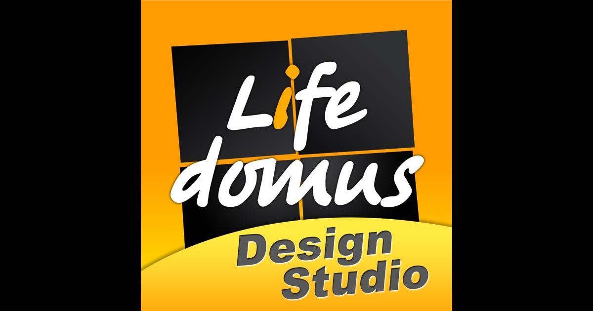 Lifedomus Design Studio App Store