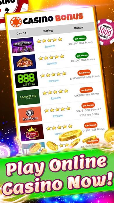 ベストカジノのスクリーンショット2