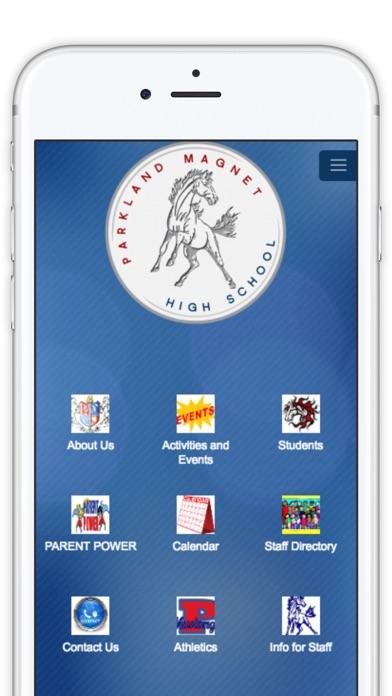 download Parkland Magnet High School apps 1
