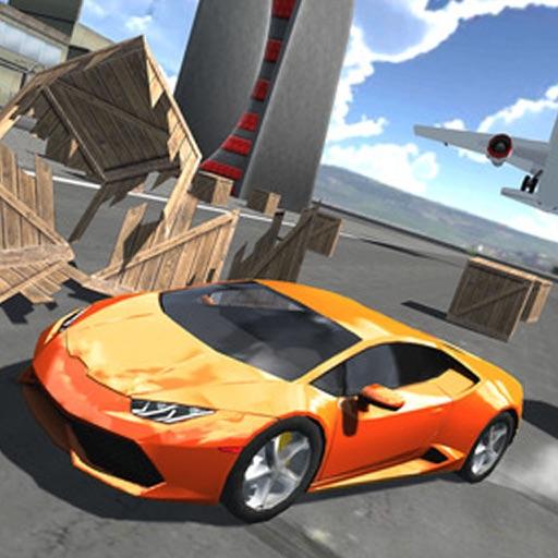 Real City Car Driver Sim 2017 iOS App