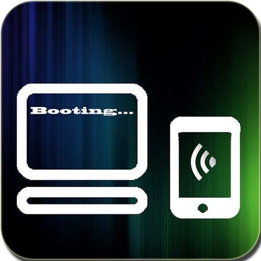 WIFI Booter【用iphone修复你的电脑】