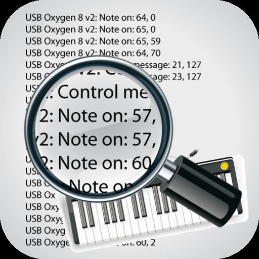 MIDI Loupe for Mac