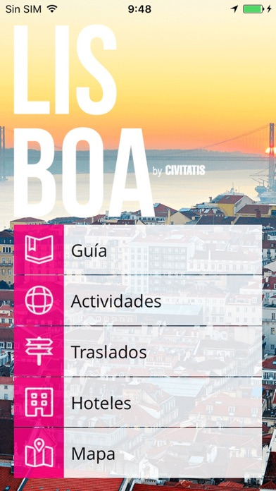 download Guía de Lisboa de Civitatis.com apps 3