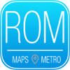Rome Travel Guide with Offline Map and City Tours