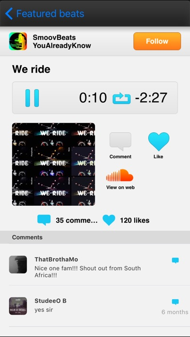 iMPC for iPhone screenshot 5
