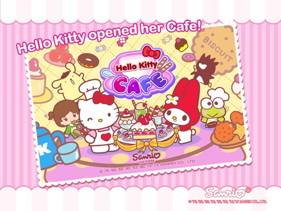 Hello Kitty Cafe on the App Store