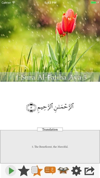 Visual Quranلقطة شاشة5