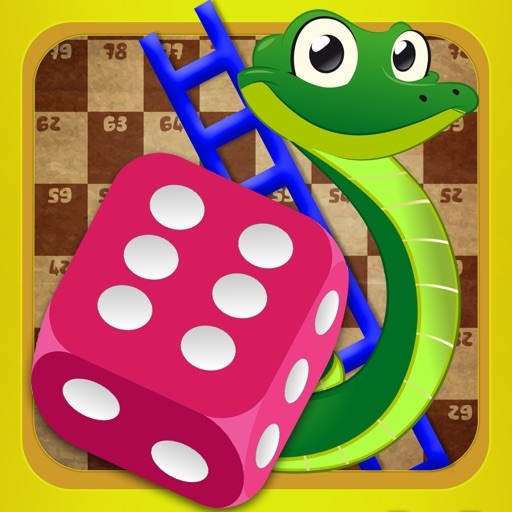 Snakes and Ladders - The Classic Dice Game Free iOS App