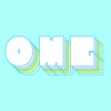 OMG : Animated Stickers For Text