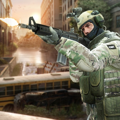 Swat Commando Shoot : Military Shooter 3D - Pro App Ranking & Review