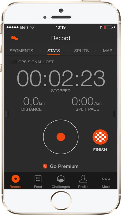 download GPS Pedometer Calorie Counter walking running apps 3