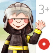 Tiny Firefighters: Police & Firefighters for Kids
