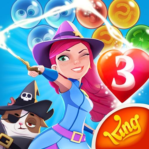 Bubble Witch 3 Saga app for ipad