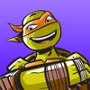 Stickers Tortues Ninja