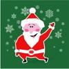 Новогодние стикеры для iMessage на Новый год