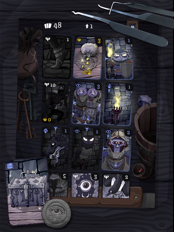Card Thief Screenshots