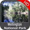 Wellington National Park HD GPS charts Navigator